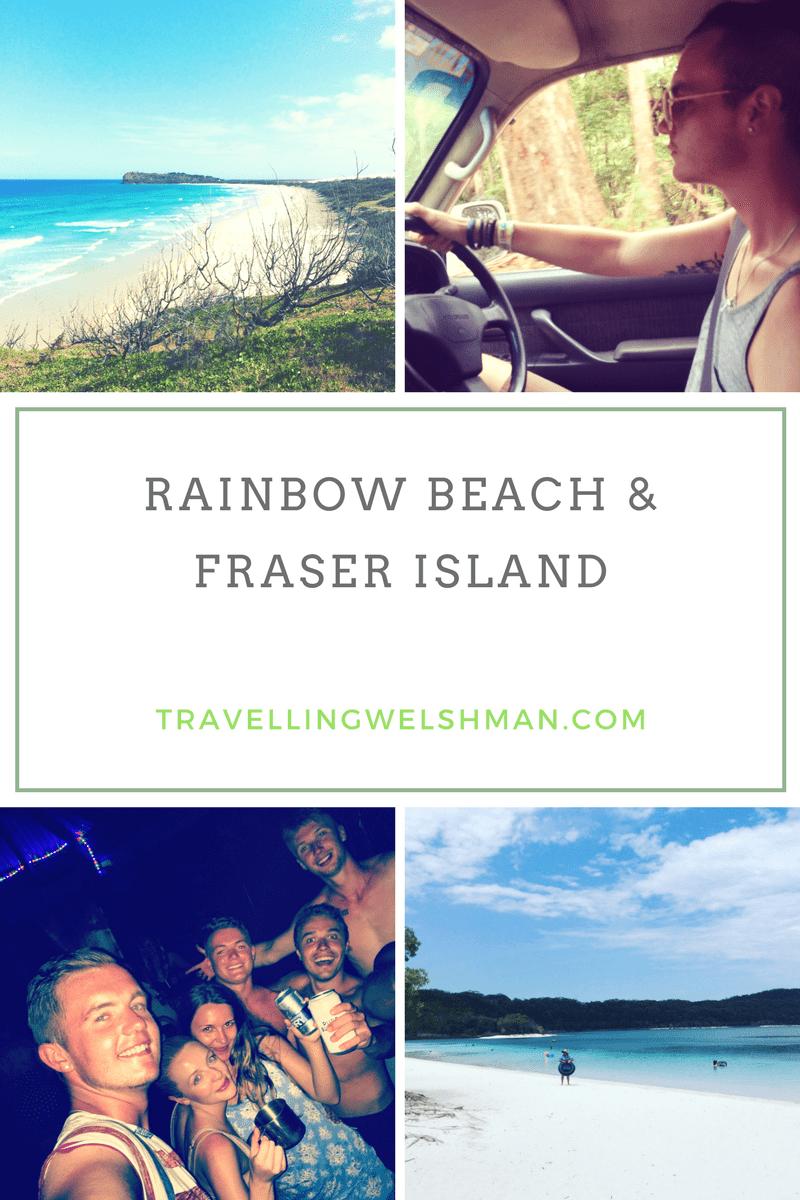 Rainbow Beach & Fraser Island