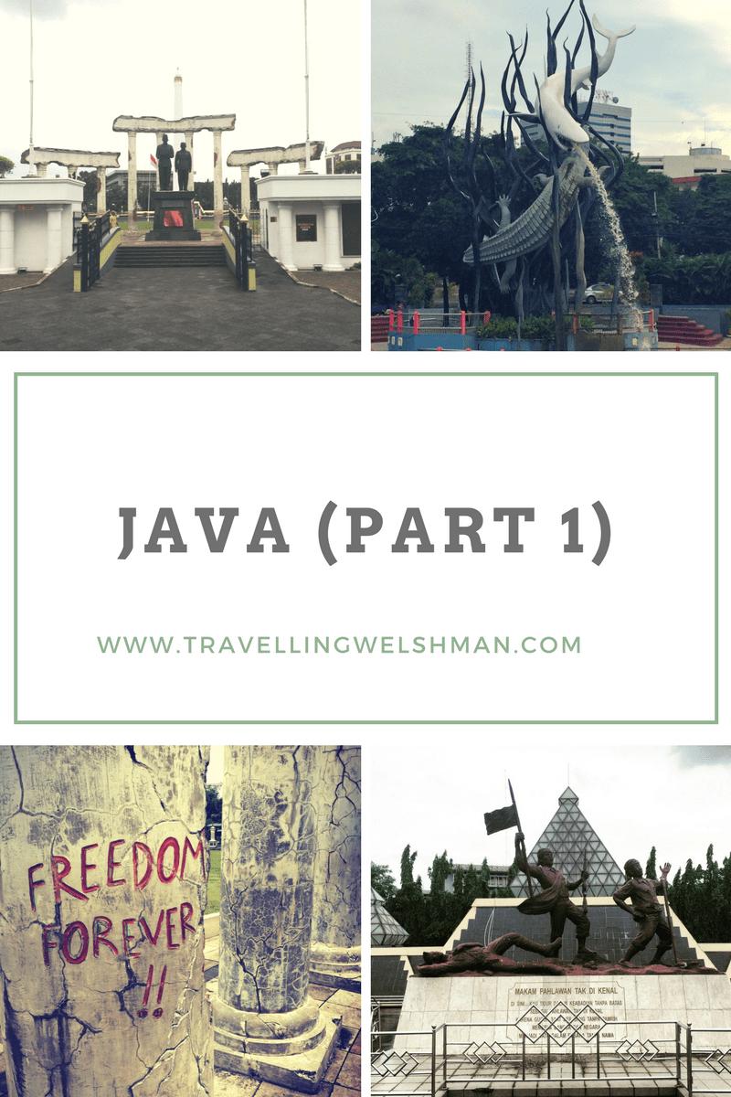 Java (Part 1)