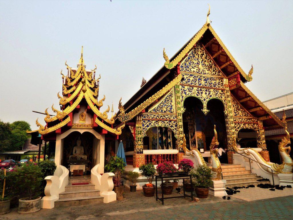 chiang mai Wat Dubphai