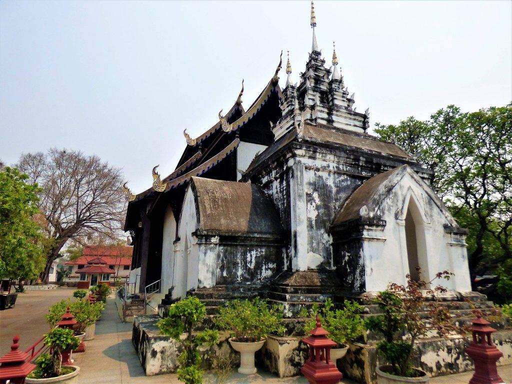 Chiang mai Wat Prasat