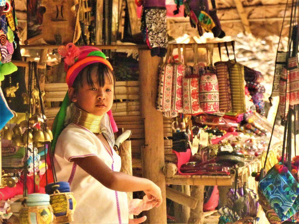 karen hill tribe chiang mai