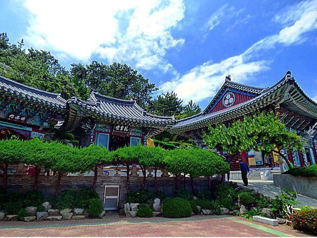 Haedong Yonggungsa busan itinerary