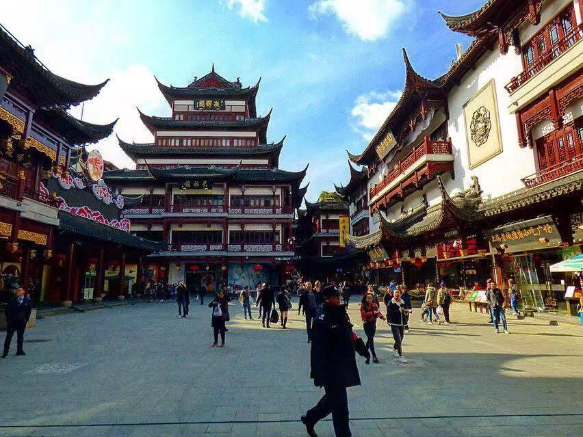 shanghai highlights yuyuan bazaar