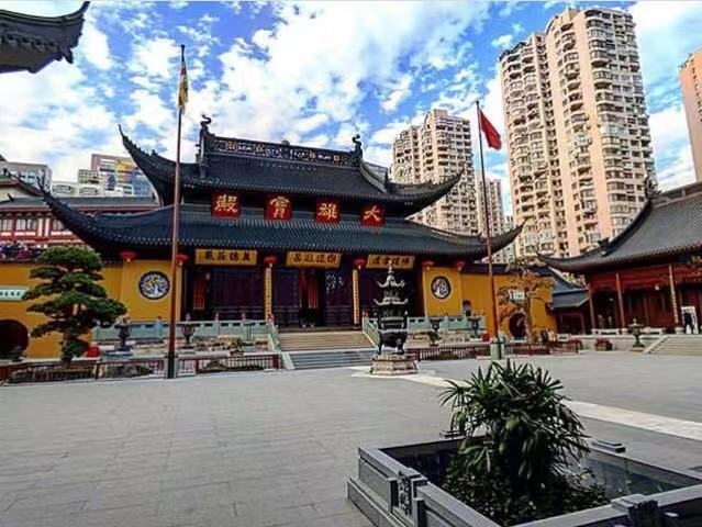 jade buddha temple shanghai highlights