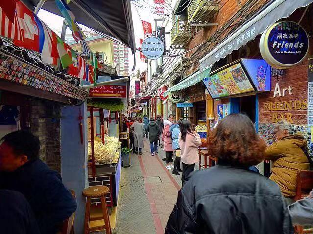 tianzifang shanghai highlights