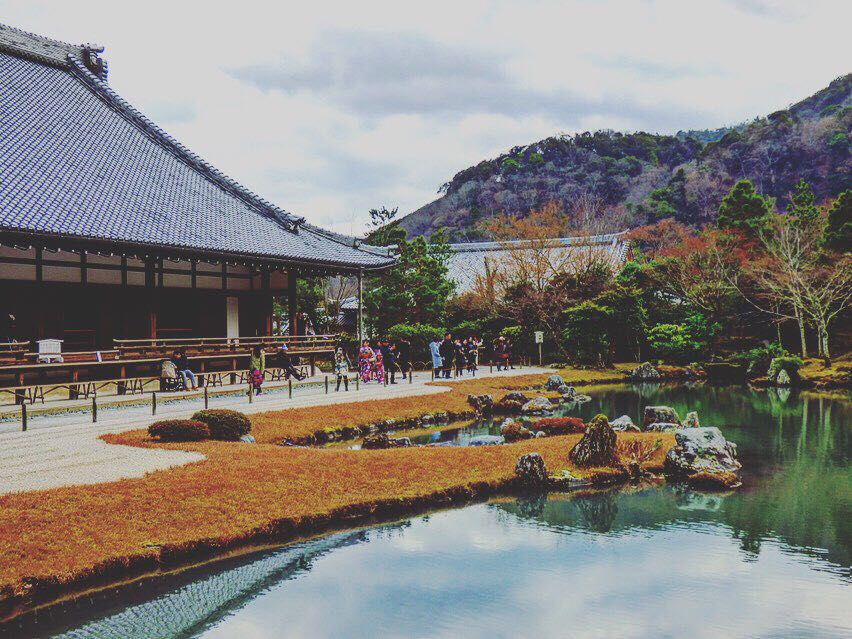 Tenryuji Temple Kyoto itinerary
