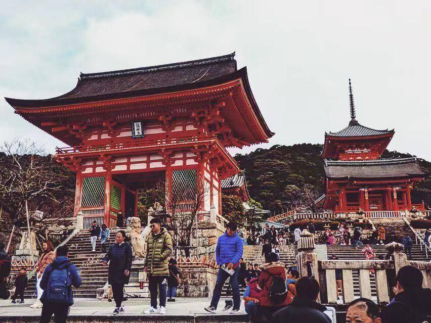 Kiyomizu-dera kyoto itinerary