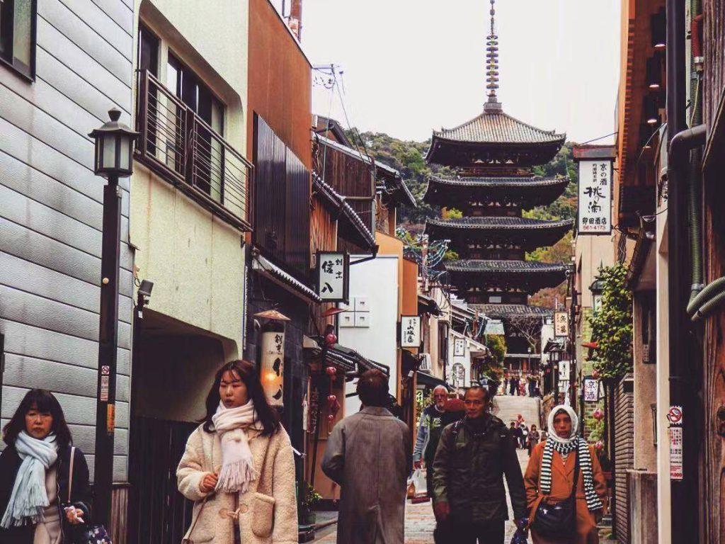 Hokanji kyoto itinerary