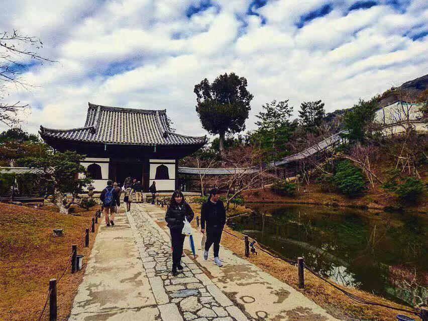 kodaiji kyoto itinerary