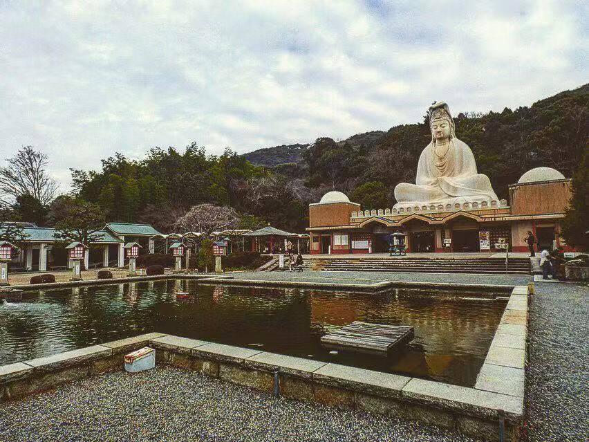 ryozen kannon kyoto itinerary
