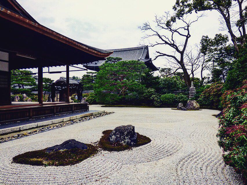 kennin-ji kyoto itinerary