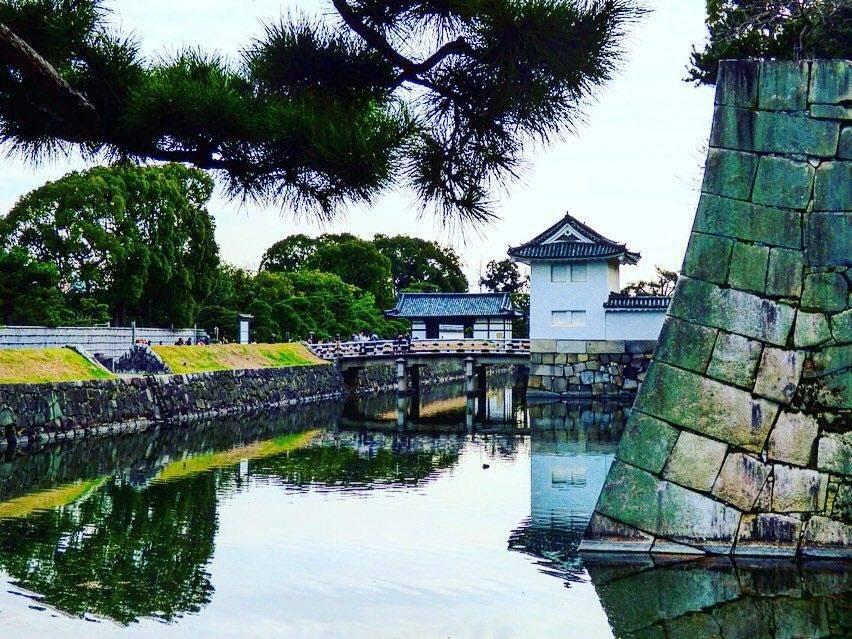 kyoto itinerary nijo castle