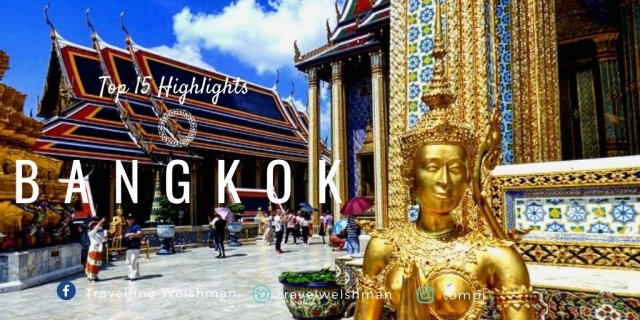 Top 15 Highlights: Bangkok