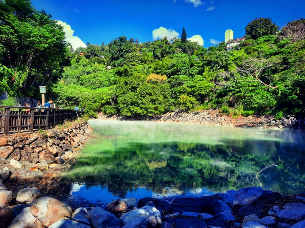 Thermal valley beitou itinerary
