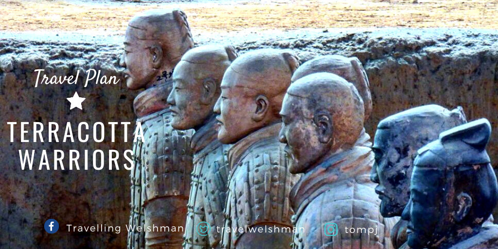 Travel Plan: The Terracotta Warriors
