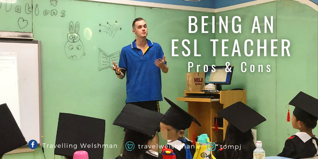 Being an ESL Teacher: Pros & Cons