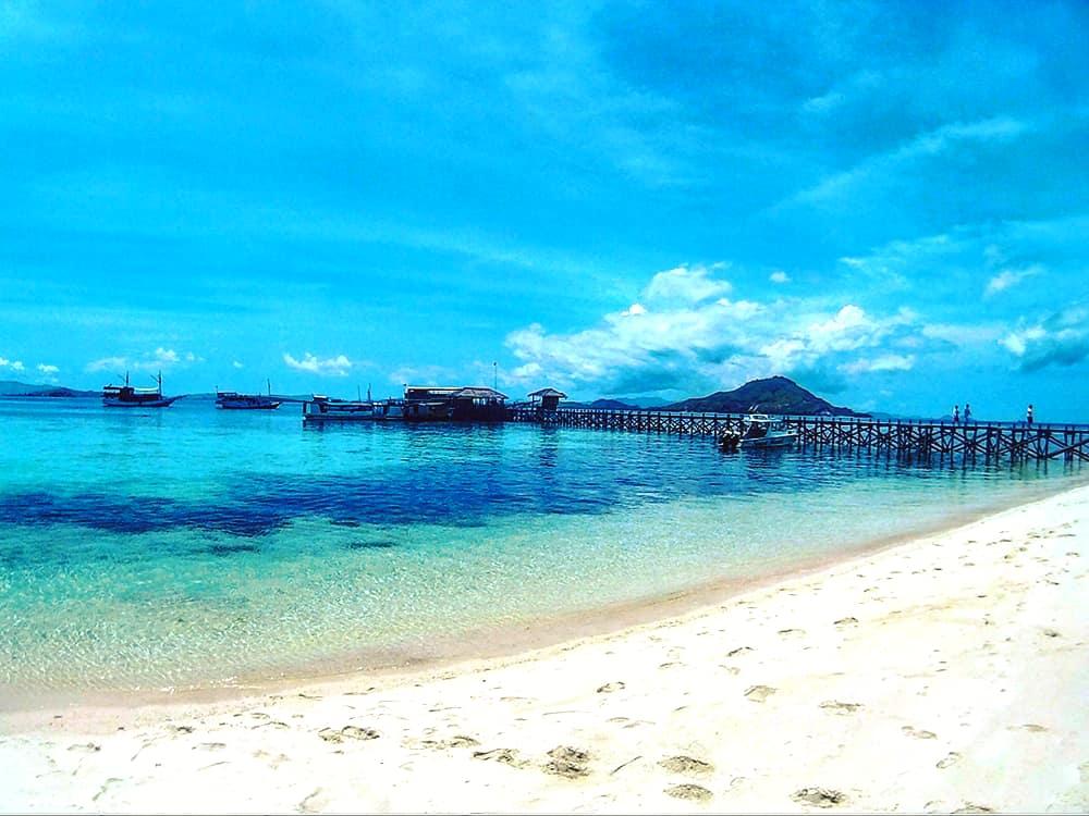 komodo island kanawa