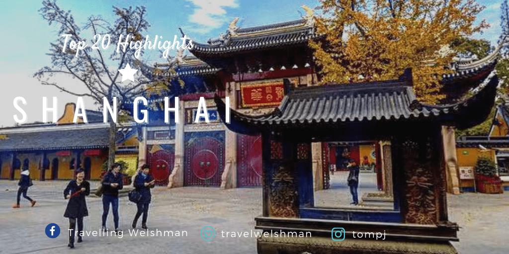 Top 20 Highlights – Shanghai