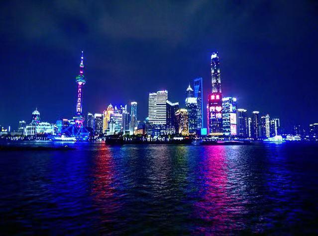 shanghai highlights pudong