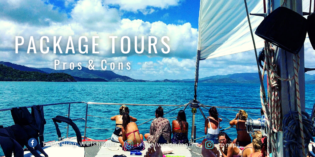 Package Tours: Pros & Cons