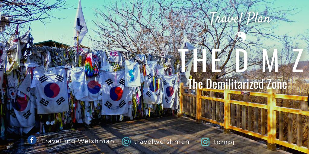 Travel Plan: The DMZ (Demilitarized Zone)