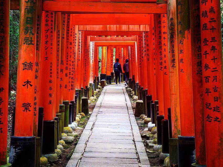 kyoto itinierary