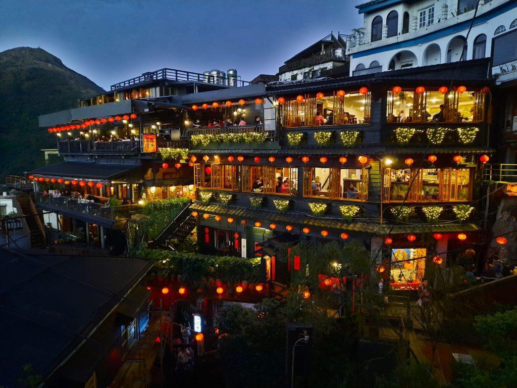 jiufen a teahouse