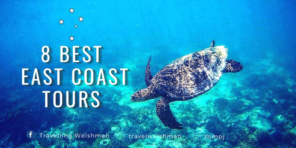8 Best Tours on Australia's East Coast