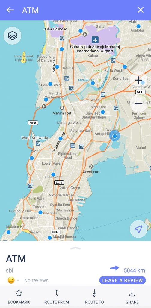 maps.me travel apps