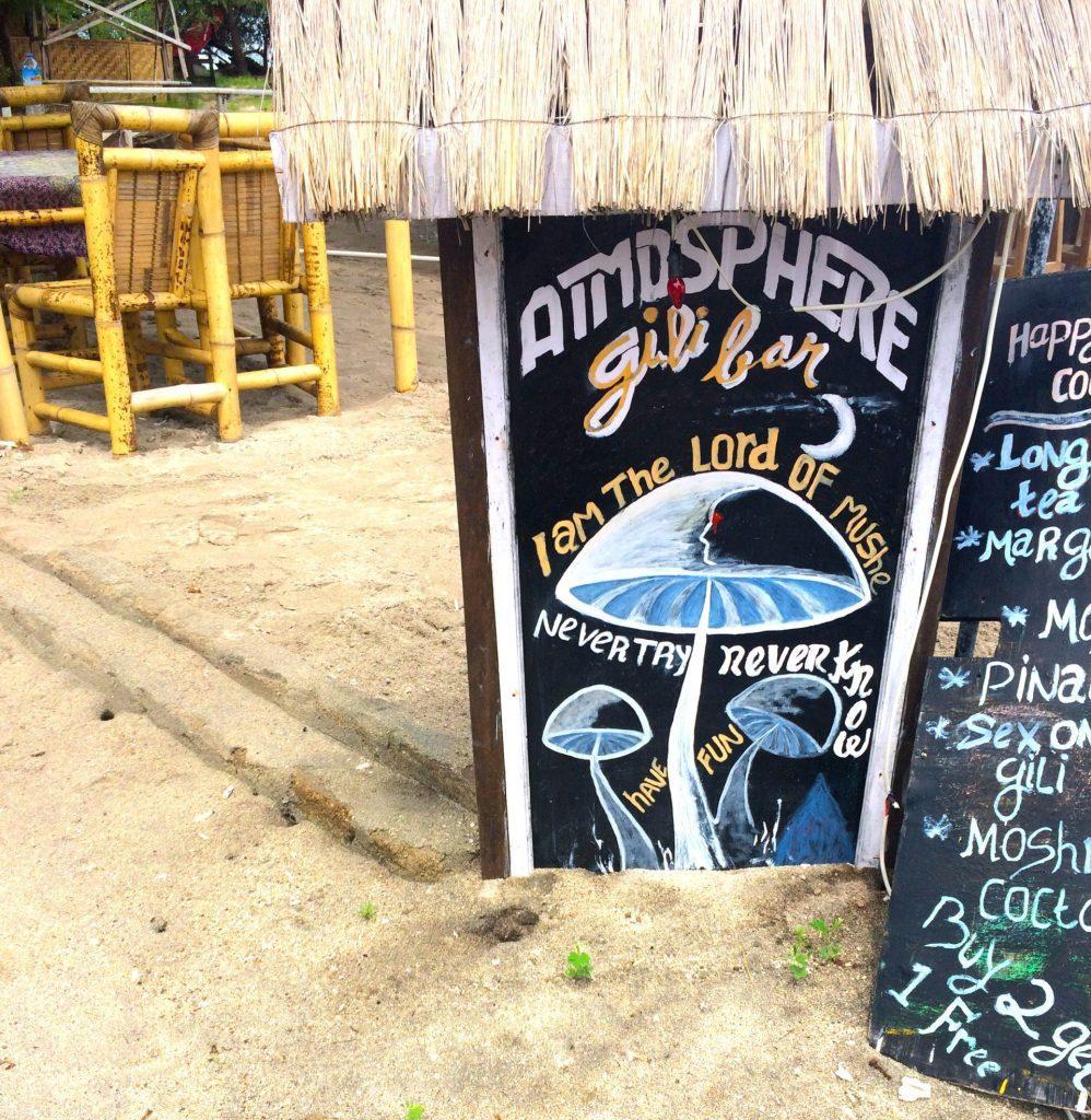 gili trawangan lombok highlights